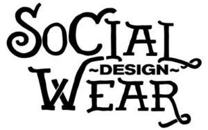 Social Wear Design Logo